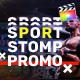 Sport Stomp Promo - VideoHive Item for Sale