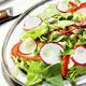Plate of healthy vegetarian salad,diet menu - PhotoDune Item for Sale
