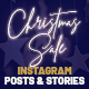 Merry Christmas Instagram Sale V73 - VideoHive Item for Sale