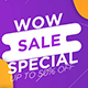 Product Promo | Special Colorful Sale B184 - VideoHive Item for Sale