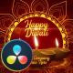 Diwali Festival Opener - DaVinci Resolve - VideoHive Item for Sale