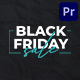 Black Friday Sale Promo Mogrt 172 - VideoHive Item for Sale