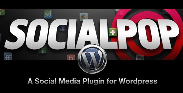 SocialPop: A Social Media Plugin