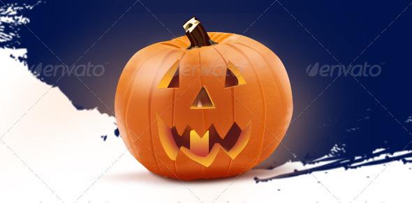 Pumpkin - Seasonal Icons