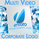 Corporate Multi Video LCD Screens - VideoHive Item for Sale