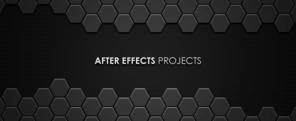 After effects templates projects