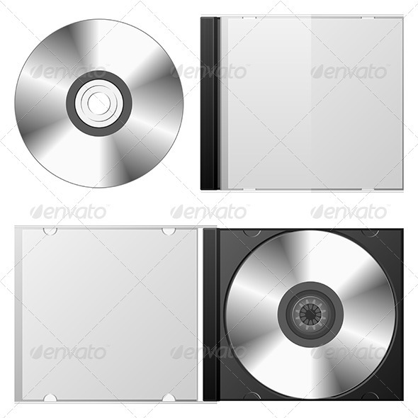 Cd Box Set - Media Technology