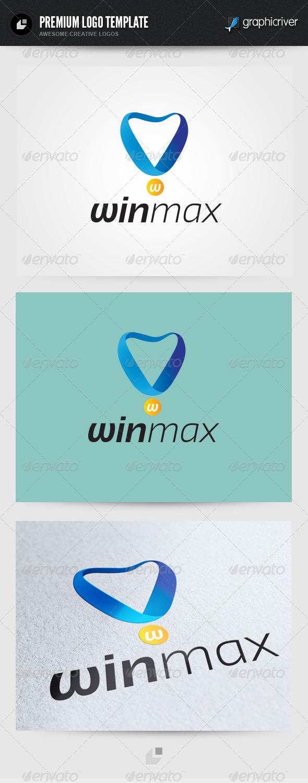Winmax Logo - Symbols Logo Templates