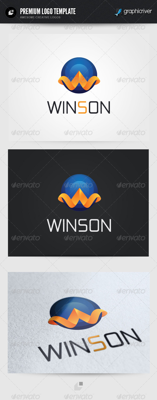 Winson Logo - Symbols Logo Templates