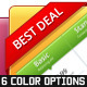 Pricing Tables Pack - GraphicRiver Item for Sale