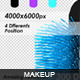 Makeup Eyelash - GraphicRiver Item for Sale