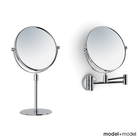 Magnifying stand and wall mirrors - 3DOcean Item for Sale
