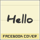 Paper FB TimeLine Cover - GraphicRiver Item for Sale