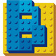 Font of Toy Blocks - GraphicRiver Item for Sale