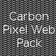 8 Pixel Carbon Web Backgrounds - GraphicRiver Item for Sale