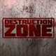 Destruction Zone (Broadcast Pack) - VideoHive Item for Sale