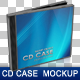 CD Case Mockup - GraphicRiver Item for Sale