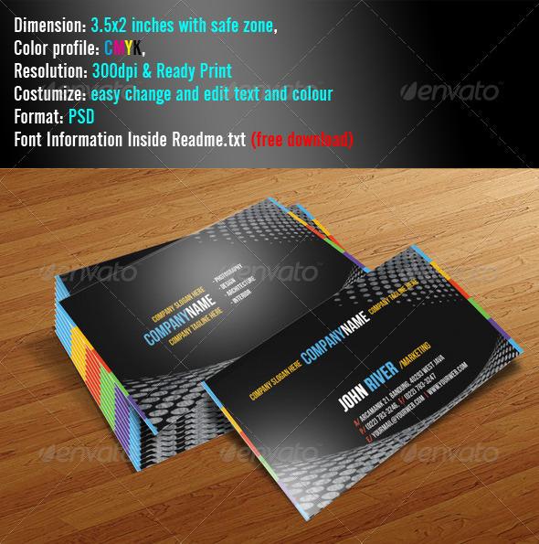 Simple Grunge - Grunge Business Cards