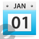 Web Icon Calendar #2 - GraphicRiver Item for Sale