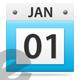 Web Icon Calendar #2 - GraphicRiver Item for Sale