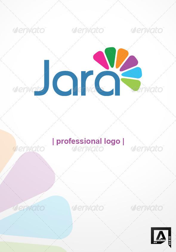 Modern Logo : Jara  - Letters Logo Templates