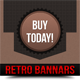 Retro Web Marketing Set - GraphicRiver Item for Sale