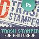 2D Trash Stamper - Photoshop Smart Objects - GraphicRiver Item for Sale