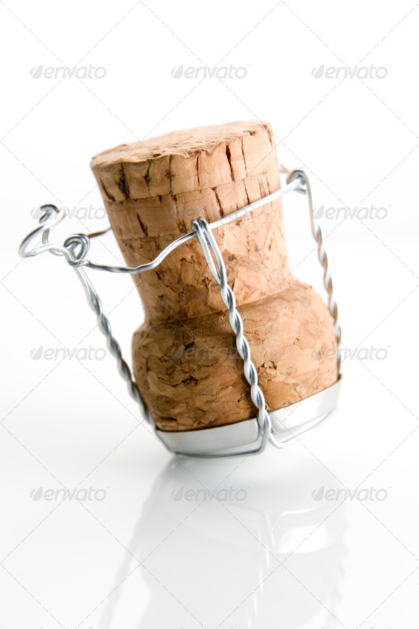 Wine Cork - Stock Photo - Images
