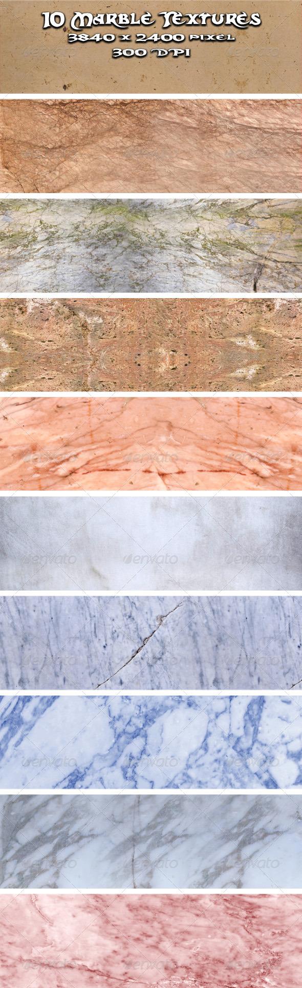 Marble Textures Vol.1 - Textures