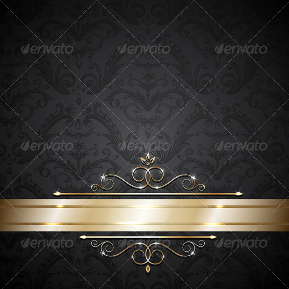 Royal background - Backgrounds Decorative