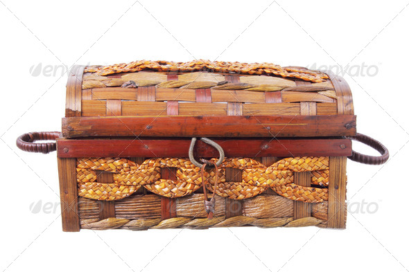 Cane Storage Box - Stock Photo - Images