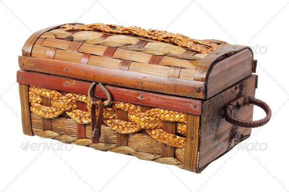 Cane Storage Box - Stock Photo - Images