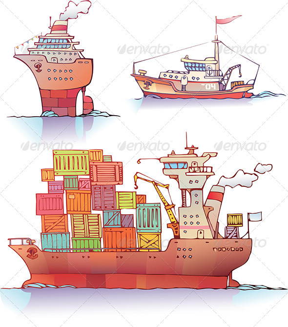 Ships - Industries Business
