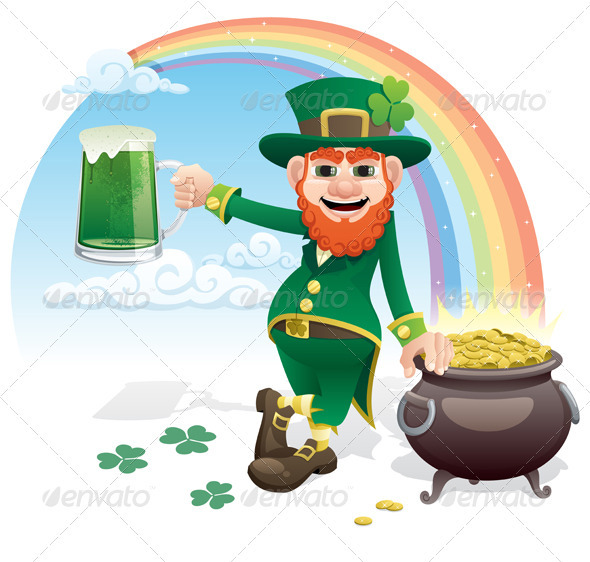 Leprechaun - People Characters