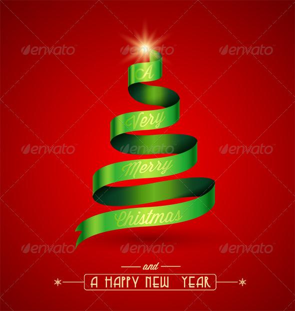 Christmas Tree - Seasons/Holidays Conceptual