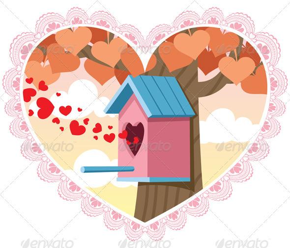Love Nest - Valentines Seasons/Holidays
