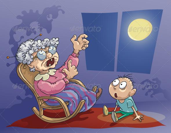 Horrible Story - Halloween Seasons/Holidays