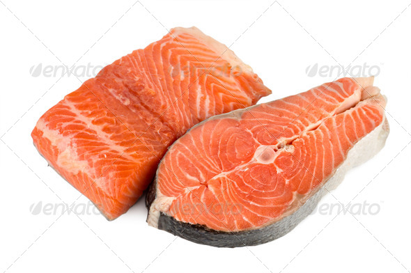 Fish isolated - Stock Photo - Images