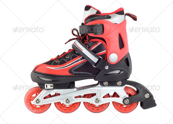 Rollerscates - Stock Photo - Images