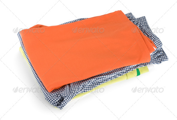 Clothing isolated - Stock Photo - Images