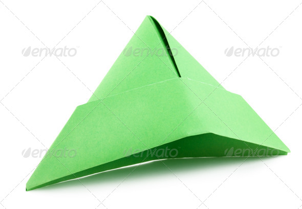 Paper hat - Stock Photo - Images