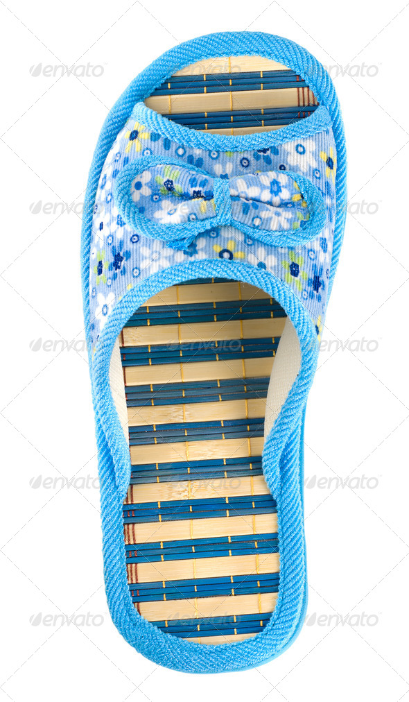 Slipper - Stock Photo - Images