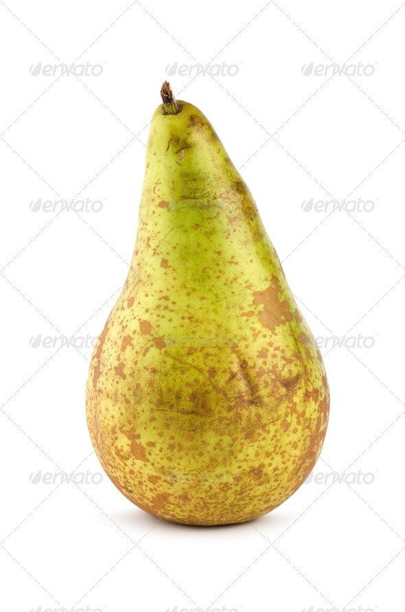 Juicy Pear - Stock Photo - Images