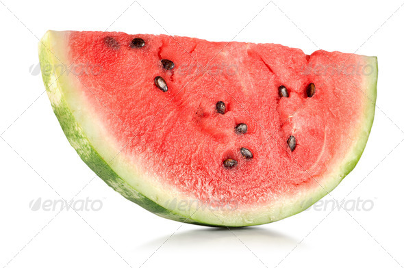 Red watermelon - Stock Photo - Images