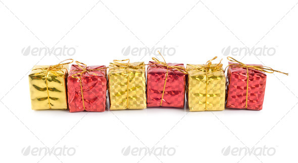 Boxes isolated - Stock Photo - Images