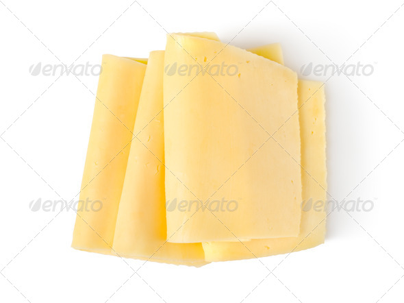 Fresh cheese - Stock Photo - Images