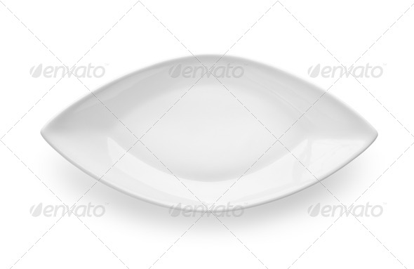 Utensils for Fish Path - Stock Photo - Images