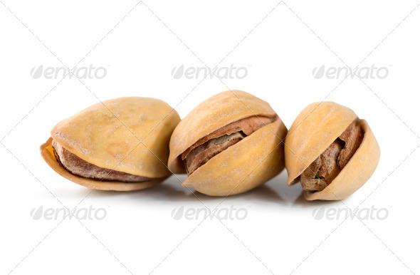 Pistachios - Stock Photo - Images
