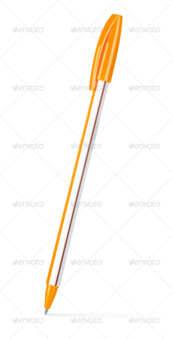 Ballpoint pen - Stock Photo - Images
