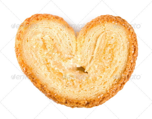 Cookies heart - Stock Photo - Images